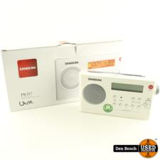Sangean PR-D7 Portable radio FM, AM