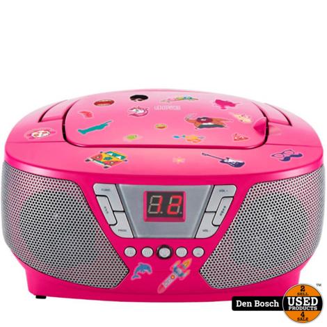 Big Ben Kids Draagbare Radio/CD Speler