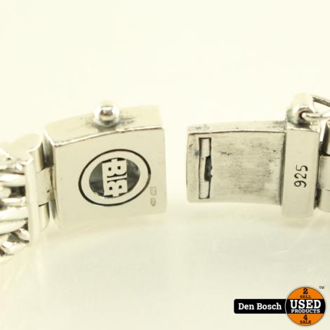 Buddha to Buddha Edwin Small Zilveren Armband 57,3 Gram 19cm