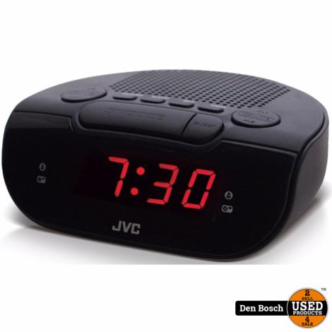 JVC wekkerradio RA-F120B