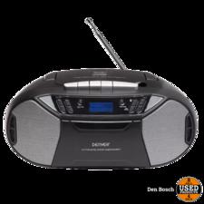 Denver TDC-250  dab Boombox