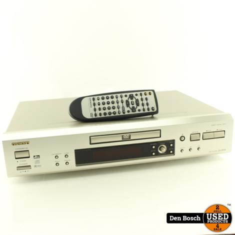 Onkyo DV-S555 DVD Speler + Afstandsbediening