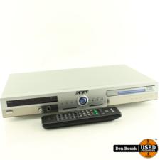 Akai DV-P4410 DVD-Speler + Afstandsbediening
