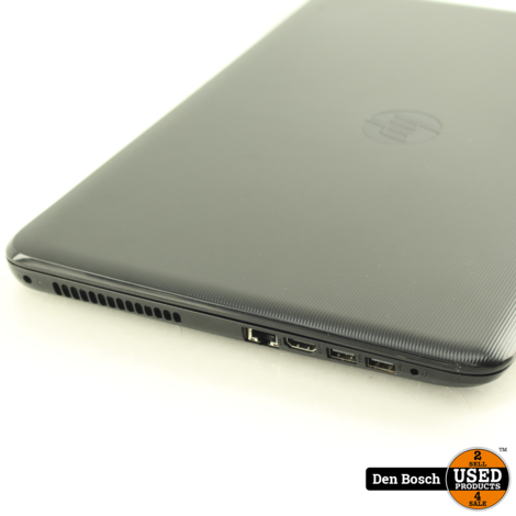 HP Laptop Intel Celeron N3060 4GB RAM 128GB SSD