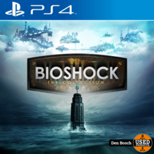 Bioshock The Collection - PS4 Game