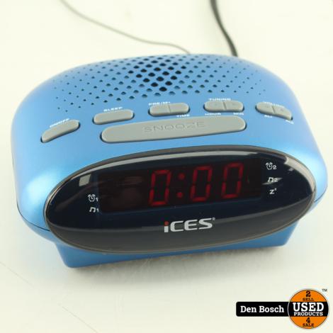 Ices ICR-210 Wekkerradio