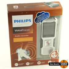 Philips DVT4010 Digitale Voice Recorder 8GB