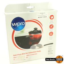Wpro Interface voor Inductiekookplaten