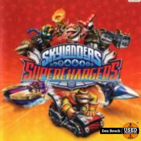 Skylanders Superchargers (game only) - Wii U game