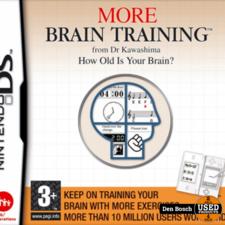 Meer Brain Training - DS Game