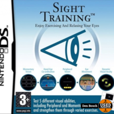 Sight Training - DS Game