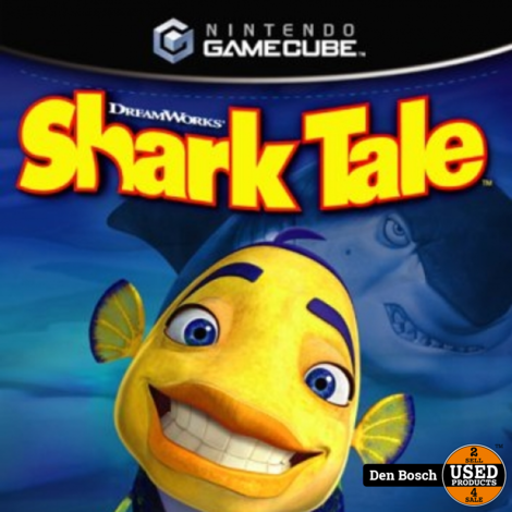 Shark Tale - GC Game