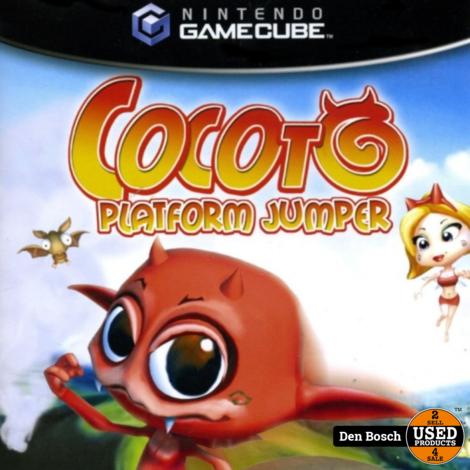Cocoto Platform Jumper - GC Game