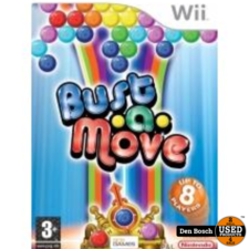 Bust a Move - Wii Game