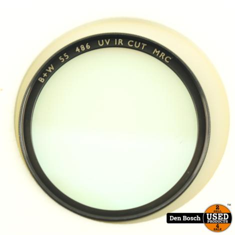 B+W UV-IR Cut (486) 55mm