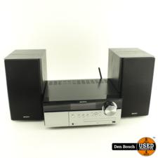 Sony CMT-MX700Ni Micro-Set + Afstandsbediening