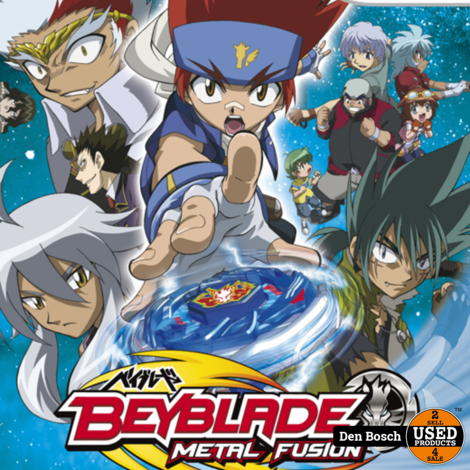 Beyblade Metal Fusion - Wii Game