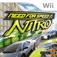 Need For Speed Nitro - Wii Game