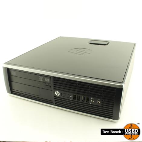 HP Compaq Desktop Intel I5-2400 4GB RAM 500GB HDD 250GB SSD