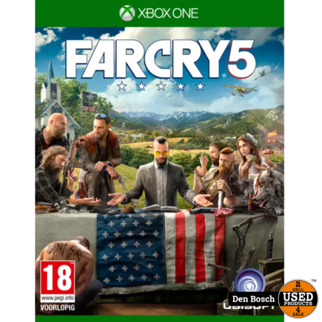 Farcry 5 - XBox One Game