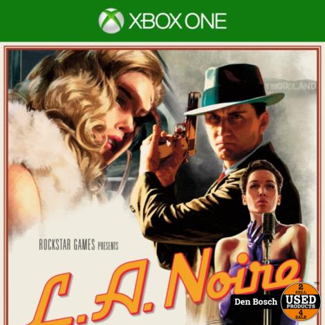 LA Noire - Xbox One Game
