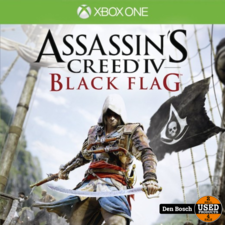 Assassin's Creed IV Black Flag - XBox One Game