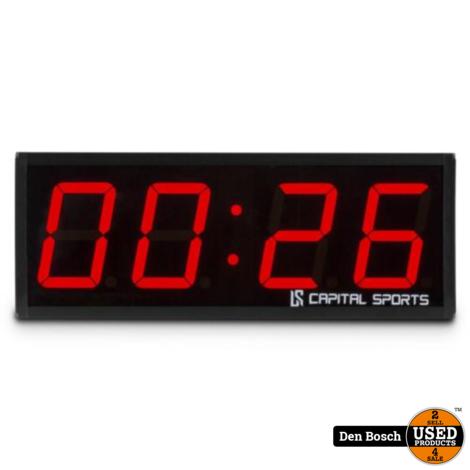 Capital Sports Sporttimer 4 (Nieuw)