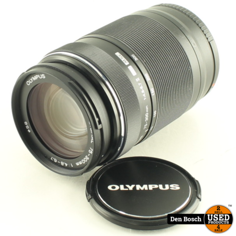 Olympus M.ZUIKO DIGITAL ED 75-300mm 1:4.8-6.7 II