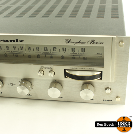Marantz 2226B Vintage Receiver met 3 Maanden Garantie