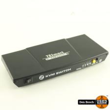 TESmart 2x1 HDMI KVM Switch 4K@30Hz
