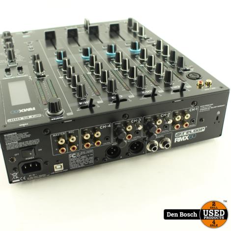 Reloop RMX60 4-Kanaals Mixer