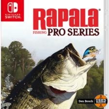 Rapala Fishing Pro Series - Switch Game (Sealed)