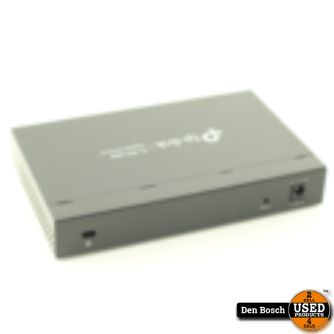 TP-Link TL-SG108E 8-Poorts Netwerkswitch