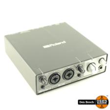 Roland Rubix 22 Audio Interface + Aankoopbon