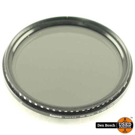 Hama ND Vario 2-400 56mm Grijsfilter