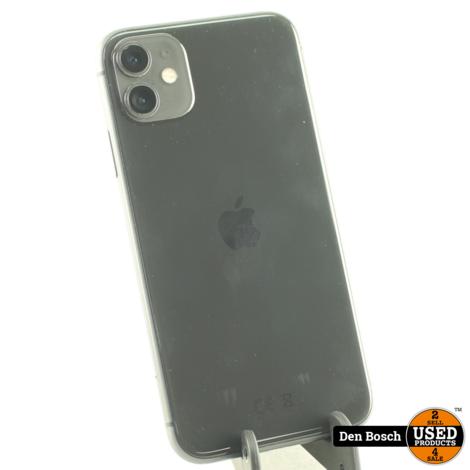 Apple iPhone 11 64GB Black + Doos