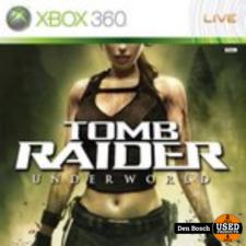 Tomb Raider Underworld - XBox 360 Game