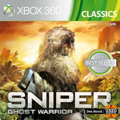 Sniper Ghost Warrior Classics - XBox 360 Game