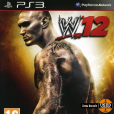 WW12 - PS3 Game