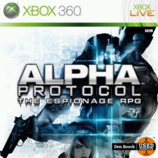 Alpha Protocol The Espionage rpg - XBox 360 Game