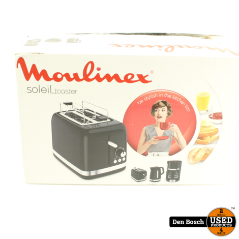 Moulinex LT301810 Broodrooster