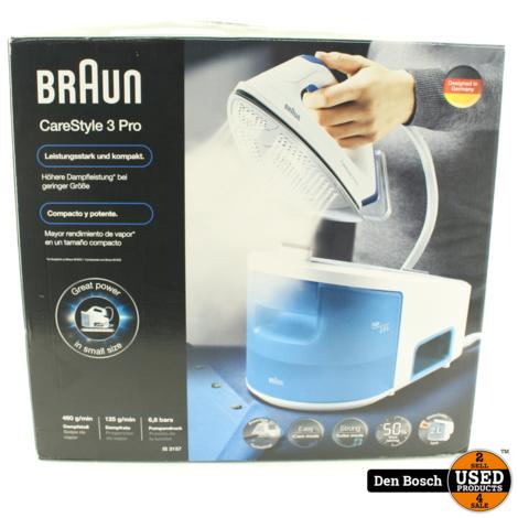 Braun CareStyle 3 - IS 3046 - Stoomgenerator