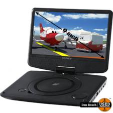 Denver MT-983 NB - Draagbare DVD-speler - 9 inch