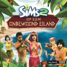 De Sims 2 Op Een Onbewoond Eiland - Wii Game