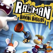 Rayman Raving Rabbids - Wii Game