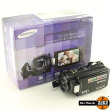 Samsung HMX-H205 Camcorder met Doos
