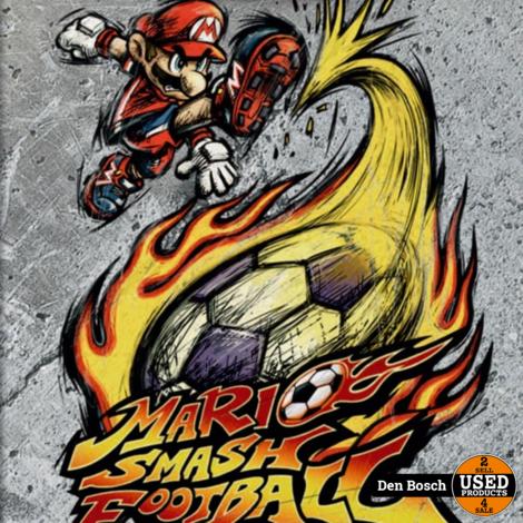 Mario Smash Football - GC Game