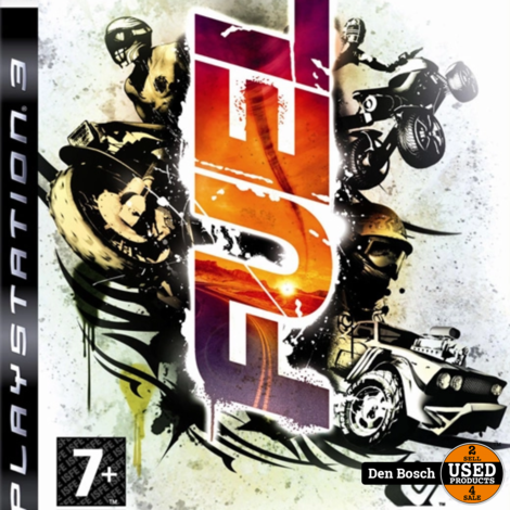 Fuel - PS3 Game