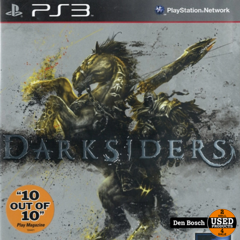 Darksiders - PS3 Game