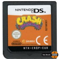 Crash Bandicoot Mind over Mutant (losse cassette) - DS Game